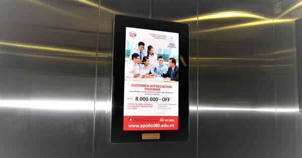 Quảng cáo LCD-Frame