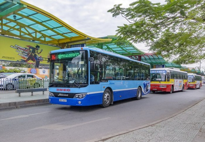 Quảng cáo xe buýt tại Hồ Chí Minh