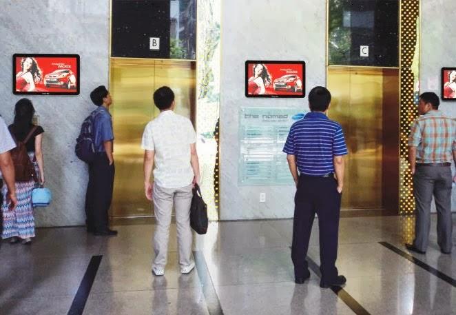 Quảng cáo Poster Frame hiệu quả nhất tại Brandcom