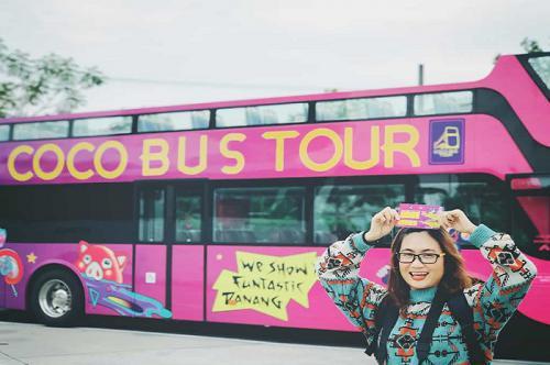 Quảng cáo xe bus tại Đà Nẵng