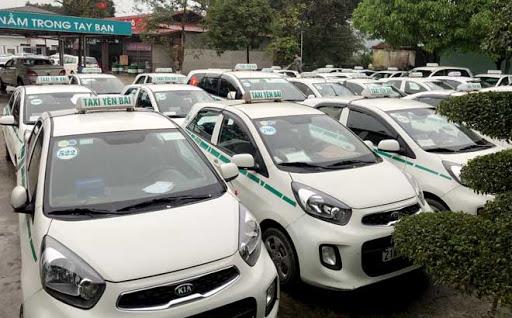 Quảng cáo trên taxi tại Yên Bái đem lại hiệu quả bất ngờ