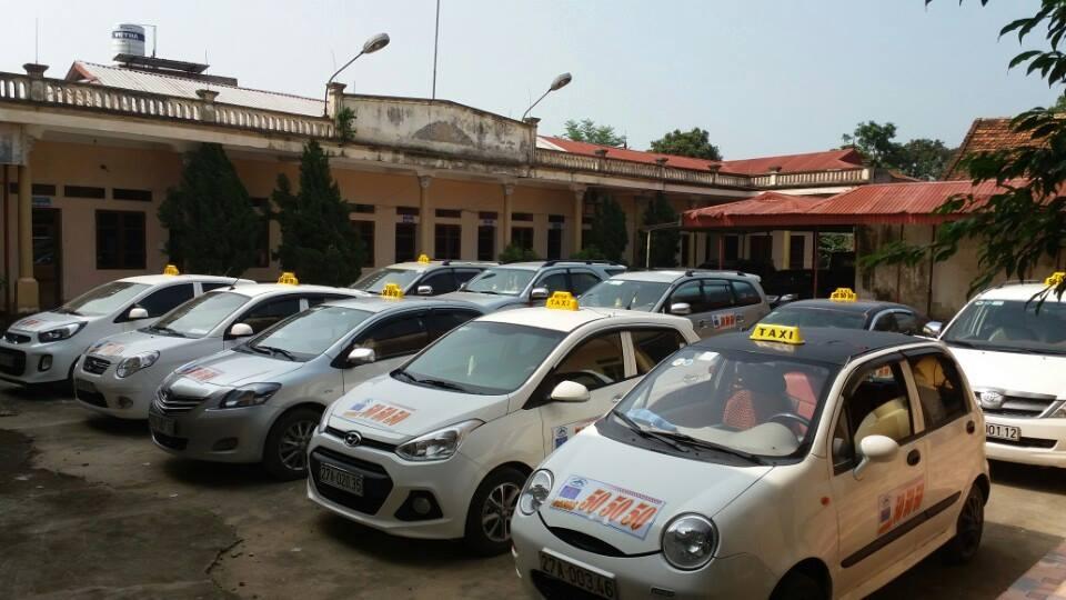 Quảng cáo trên taxi tại Điện Biên và những điều cần biết